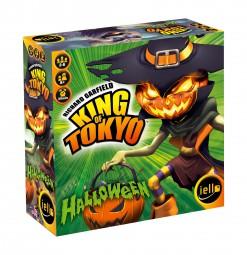 King of Tokyo Neuauflage - Halloween Erweiterung