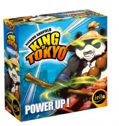 King of Tokyo Neuauflage - Power Up Erweiterung