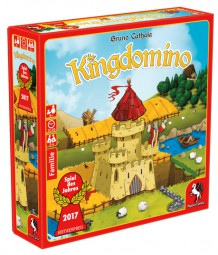 Kingdomino - Revised Edition