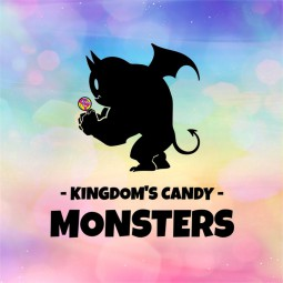 Kingdom's Candy: Monsters (deutsch)