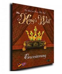 The King's Will - Erweiterung (deutsch / englisch)