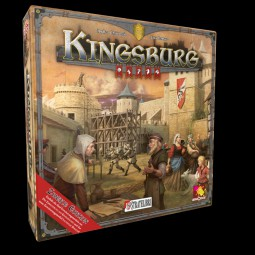 Kingsburg 2. Edition deutsch