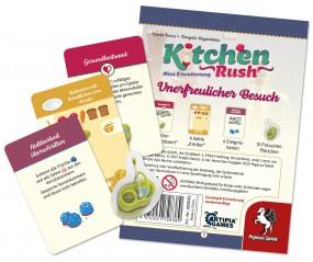 Kitchen Rush (deutsch) - Unerfreulicher Besuch Erweiterung