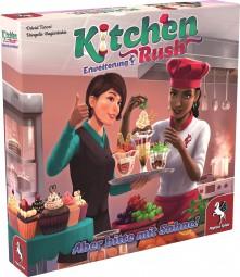 Kitchen Rush (deutsch) - Aber bitte mit Sahne Erweiterung
