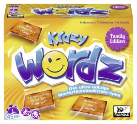 Krazy Wordz - Family Edition