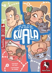 Kuala (Abenteuer-Comic-Spiel)