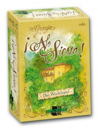 La Granja - The Dice Game - No siesta! (deutsch)
