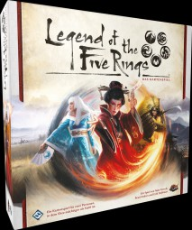Legend of the Five Rings Grundspiel (deutsch)