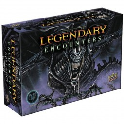 Legendary Encounters - An Alien Deck Building Game Expansion