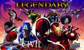 Legendary: Civil War Expansion (Marvel)