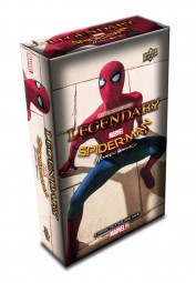Legendary: Spider-Man Homecoming Expansion (Marvel)-Copy