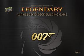 Legendary - A James Bond Deck Building Game
