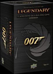 Legendary - A James Bond Deck Building Game Expansion