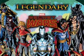 Legendary: Secret Wars - Volume 1 Expansion (Marvel)