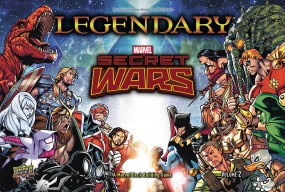 Legendary: Secret Wars - Volume 2 Expansion (Marvel)