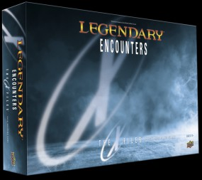 Legendary Encounters - A X-Files Deck Building Game