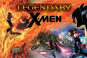 Legendary: X-Men Expansion (Marvel)