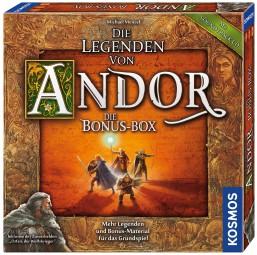 Die Legenden von Andor - Bonus-Box Erweiterung