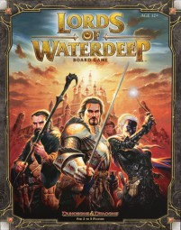 Lords of Waterdeep (englisch)