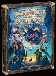 Lords of Waterdeep - Scoundrels of Skullport expansion (englisch)