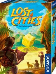 Lost Cities - Auf Schatzsuche