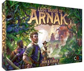 Lost ruins of Arnak (englisch) - versandkostenfrei