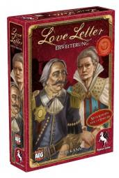 Love Letter (deutsch) - Erweiterung