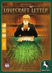 Lovecraft Letter (deutsch)