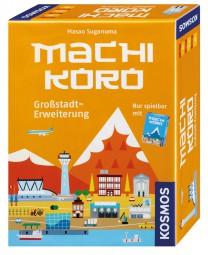 Machi Koro - Großstadterweiterung