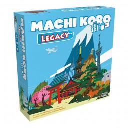 Machi Koro Legacy deutsch