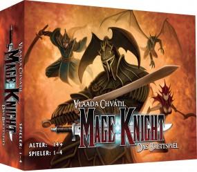 Mage Knight Grundspiel Neuauflage (deutsch)