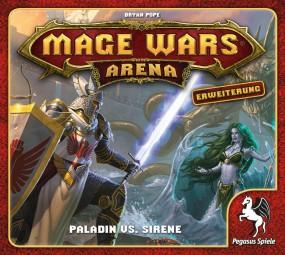 Mage Wars Arena: Paladin vs. Sirene Erweiterung