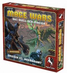Mage Wars (deutsch) - Druidin vs. Nekromant Erweiterung