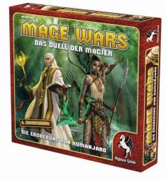 Mage Wars (deutsch) - Die Eroberung von Kumanjaro Erweiterung