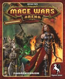 Mage Wars (deutsch) - Die Flammenschmiede Erweiterung