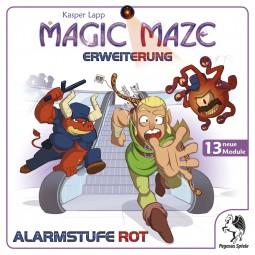 Magic Maze (deutsch) - Alarmstufe Rot Erweiterung