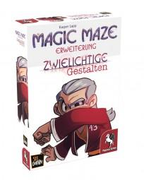 Magic Maze (deutsch) - Zwielichtige Gestalten Erweiterung