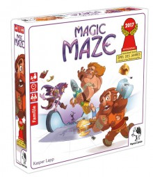 Magic Maze (deutsch)