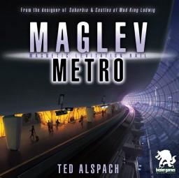 Maglev Metro (englisch) - versandkostenfrei