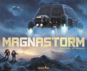 Magnastorm (deutsch / englisch)