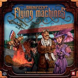Magnificent Flying Machines (deutsch / englisch) mit Promo
