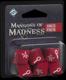 Mansions of Madness / Villen des Wahnsinns - 2. Edition - Dice Pack