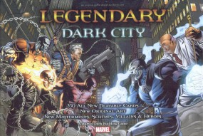 Legendary: Dark City Expansion (Marvel)