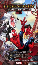 Legendary: Paint the town red Expansion (Marvel)