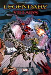 Legendary Villains: A Marvel Deck Building Game-Copy