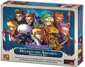 Masmorra: Helden von Arcadia Crossover-Kit Erweiterung
