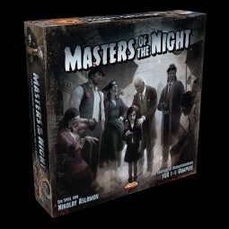 Masters of the Night (deutsch)