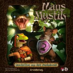 Maus und Mystik - Geschichten aus dem Dunkelwald Erweiterung