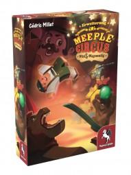 Meeple Circus (deutsch) - Wild & Wagemutig Erweiterung mit Promo