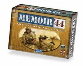 Memoir '44 Expansion - Mediterranean Theater